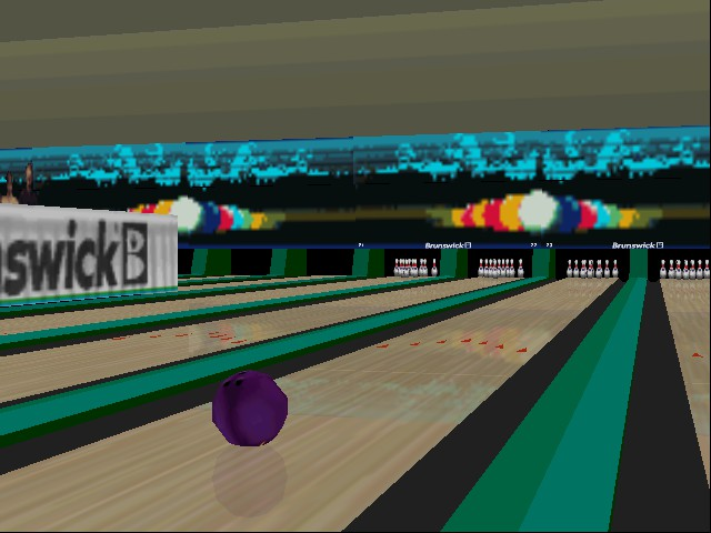 Brunswick Circuit Pro Bowling - weee - User Screenshot