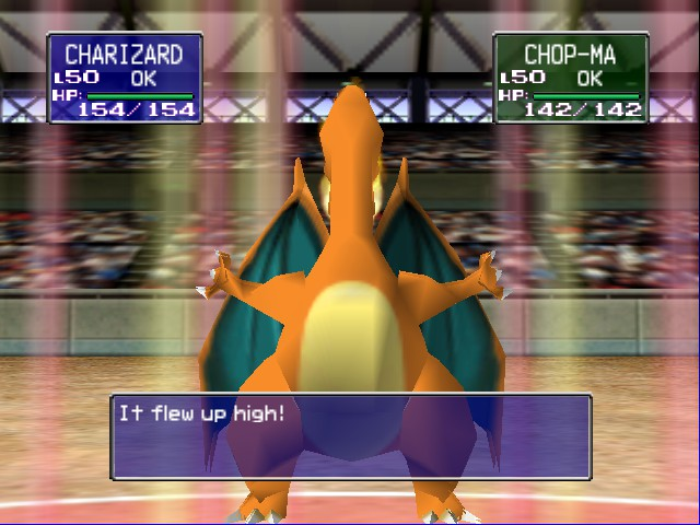 Pokemon Stadium - i belive i can fly!!! - User Screenshot
