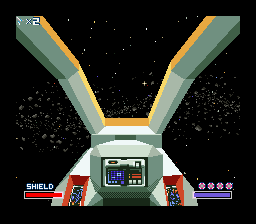 Star Fox - love this view  - User Screenshot