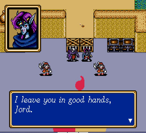 Shining Force -  - User Screenshot