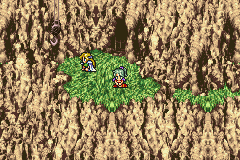 Final Fantasy VI Advance - At the Phoenix Cave - User Screenshot