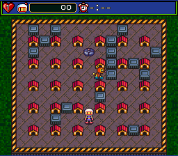 Super Bomberman 5 - Caravan Event Ban - a - User Screenshot