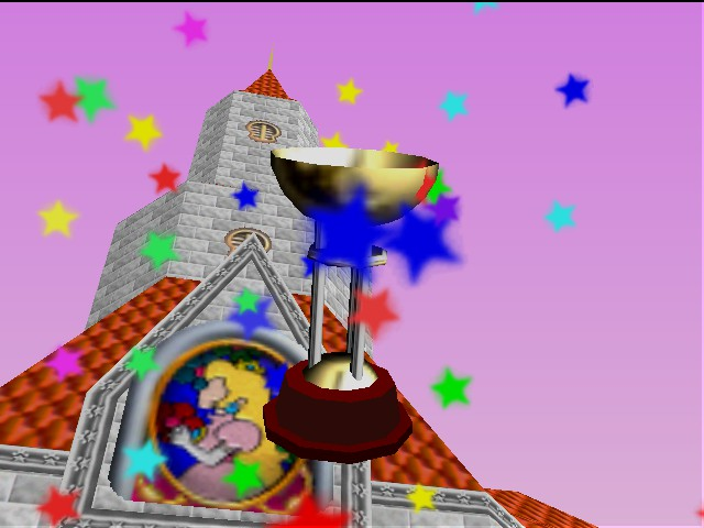 Mario Kart 64 - WOW!!! - User Screenshot