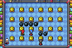 Bomberman (blue) - - User Screenshot
