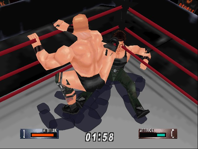 WWF WrestleMania 2000 - Stomping a Mudhole - User Screenshot