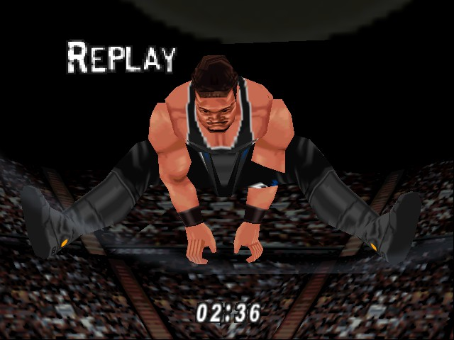 WWF WrestleMania 2000 - LO DOWN - User Screenshot