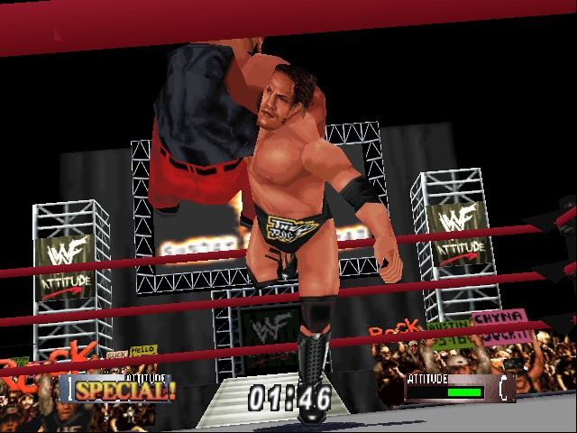 WWF WrestleMania 2000 - IF YA SMEEEEEEL! - User Screenshot