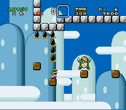 Kaizo Mario World -  - User Screenshot
