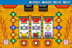 Pokemon - Yet Another Fire Red Hack - Look at the credit, I winning all night - User Screenshot