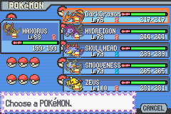 Pokemon Light Platinum - Battle  - Do you think I