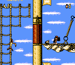 Super Donkey Kong Country 2 - Level 2 Finished - User Screenshot