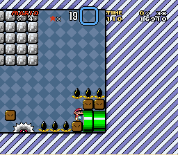 Kaizo Mario World - TWICE!!!!!!! - User Screenshot