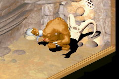 LEGO Star Wars II - The Original Trilogy - WTF A Rancor! Come here you monster ass! - User Screenshot