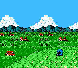 Mega Man 2 - Beat the game  :D - User Screenshot