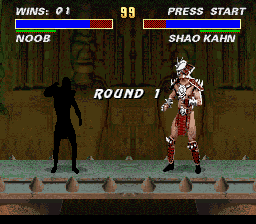 Ultimate Mortal Kombat 3 - REMEMBER ME  - User Screenshot