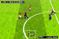 FIFA Soccer 07 - 17 golos num jogo so campeao - User Screenshot