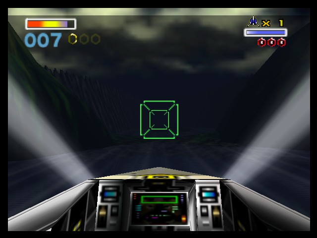 Star Fox 64 - This remindes me of Star Wars - User Screenshot