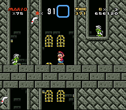 Brutal Mario - Same D.K. 3 emery   - User Screenshot