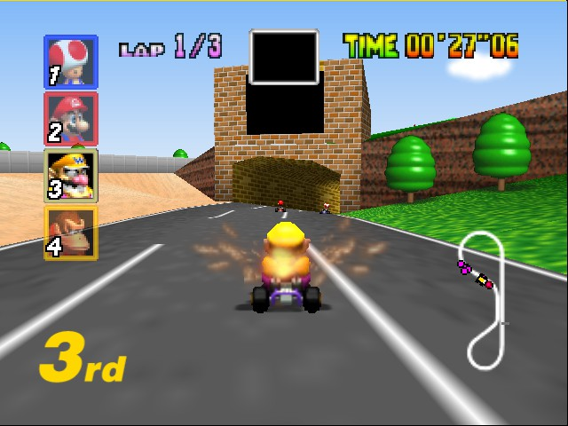 Mario Kart 64 - Here I Go!!! - User Screenshot