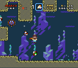 Super Mario World - Uncle Mario wants YOU - User Screenshot