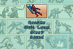Ultimate Spider-Man - POW!!! - User Screenshot