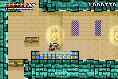 Wario Land 4 - Hey! Can I have some privacy here? - User Screenshot