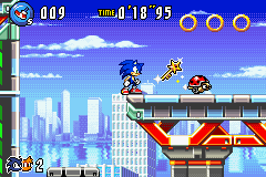 Sonic Advance 3 - ooh shiny - User Screenshot