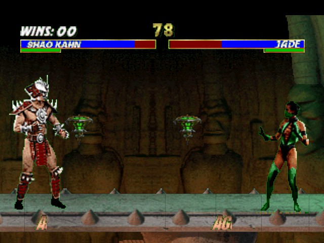 Mortal Kombat Trilogy - you will die mortal!! - User Screenshot