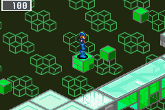 Megaman Battle Network 3 Blue -  - User Screenshot