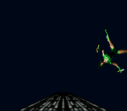 Killer Instinct - orchid getting knocked of a building - User Screenshot