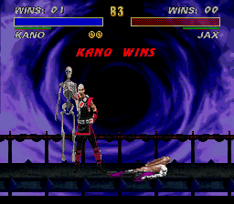 Ultimate Mortal Kombat 3 - ok class listen up!!!!!!! - User Screenshot