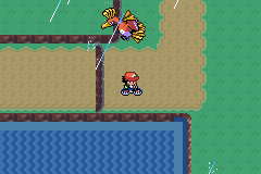 Pokemon Ash Gray (beta 2.5z) - oh hi ho-ho - User Screenshot