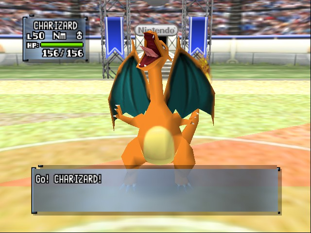 Pokemon Stadium 2 - charizard FTW - User Screenshot