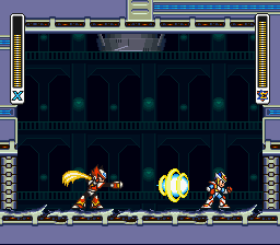 Mega Man X2 - THINK FAST X! - User Screenshot