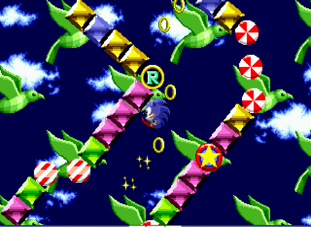 Sonic the Hedgehog - WHOA! how did i get here? - User Screenshot