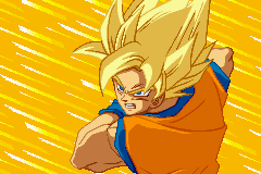 Dragon Ball Z - Supersonic Warriors - Super Saiyan!!!!!!!!!!!! - User Screenshot