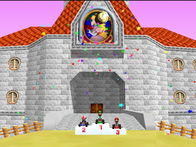 Mario Kart 64 -  - User Screenshot
