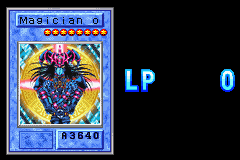 Yu-Gi-Oh! - The Sacred Cards - magician of black chaos - User Screenshot
