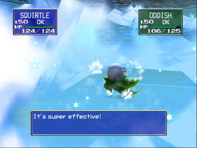 Pokemon Stadium - FREEZE!FREEZE!FREEZE! - User Screenshot