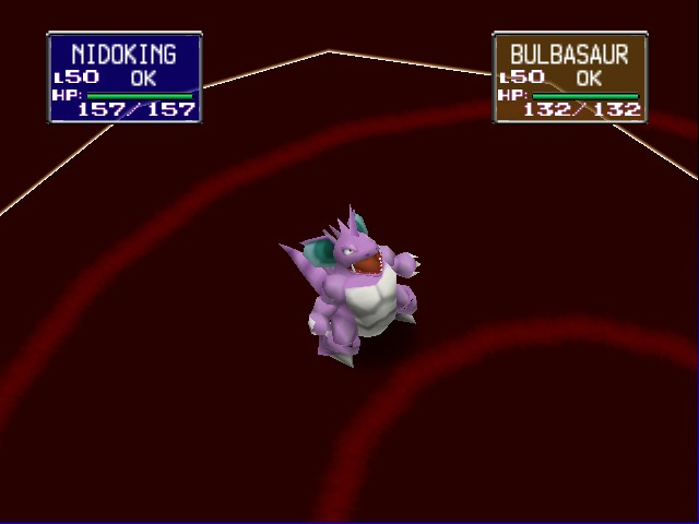 Pokemon Stadium - MORE POWERFUL SHOCKWAVES! - User Screenshot