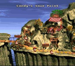 Donkey Kong Country - The banana mines - User Screenshot