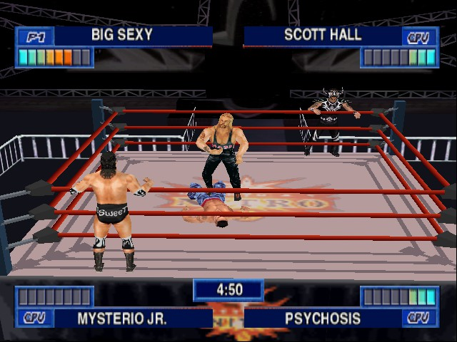 WCW Mayhem -  - User Screenshot