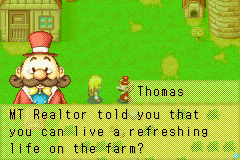 Harvest Moon - More Friends of Mineral Town - Ya... so wot? - User Screenshot