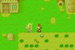 Harvest Moon - More Friends of Mineral Town - Im on FIRE - User Screenshot