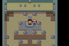 Pokemon Ash Gray (beta 2.5z) - IM SO TINY - User Screenshot