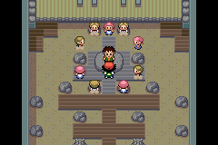 Pokemon Ash Gray (beta 2.5z) - Worship - User Screenshot