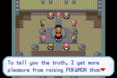 Pokemon Ash Gray (beta 2.5z) - O: You rape pokemon?? - User Screenshot