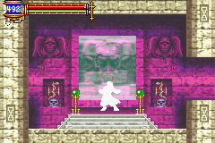 Castlevania - Aria of Sorrow - ARG! - User Screenshot