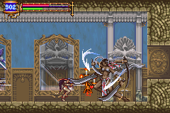 Castlevania - Aria of Sorrow - Curly - User Screenshot
