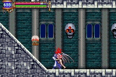 Castlevania - Aria of Sorrow - NOOOO!!!!! - User Screenshot